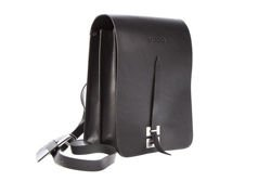 Leather Messenger bag Vintage VOOC P20