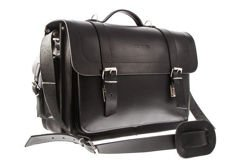 BIG leather satchel/backpack/bag Vintage VOOC P23