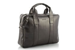 Laptop Bag Brodrene Dark Brown