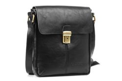Leather Messenger Bag VOOC Prestige EP11