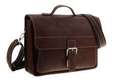 Leather Satchel VOOC Crazy Horse TC5