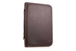 Leather personal organizer VOOC URBAN A1S