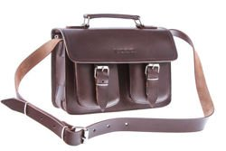 Stylish leather bag VOOC Vintage P30