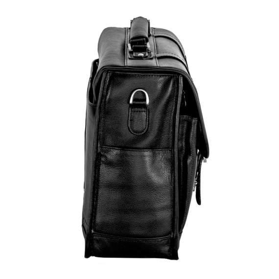 """15.6"""" Leather Laptop Case Mcklein Beverly"""