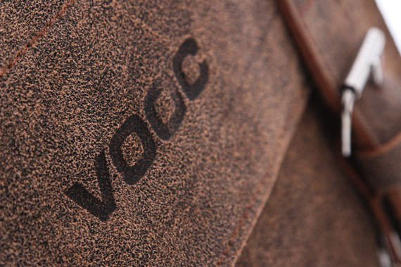Leather Old Look bag VOOC URBAN ATS 164