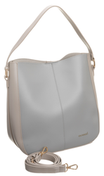 Monnari® klasyczna torebka shopper bag insert eko
