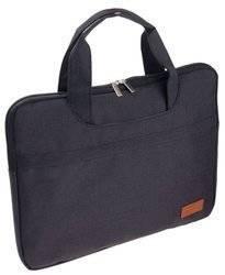 "Rovicky materiałowa torba na laptopa 15"" duża"
