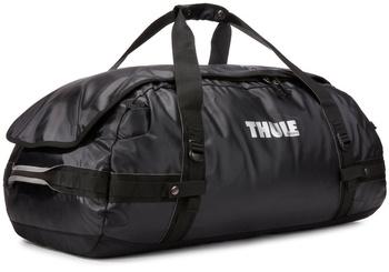 Torba podróżna, sportowa, plecak sportowy, 90 litrów Thule Chasm Czarna