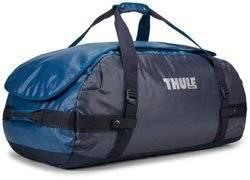 Torba podróżna, sportowa, plecak sportowy, 90 litrów Thule Chasm Niebieska
