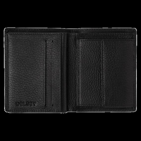 Bardzo elegancki portfel skórzany Demain Daley