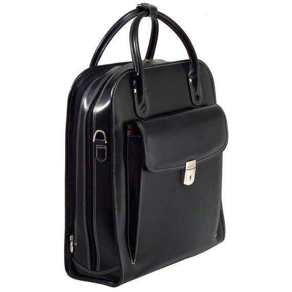 "Damska torba z odpinanym wózkiem La Grange 15,6"""