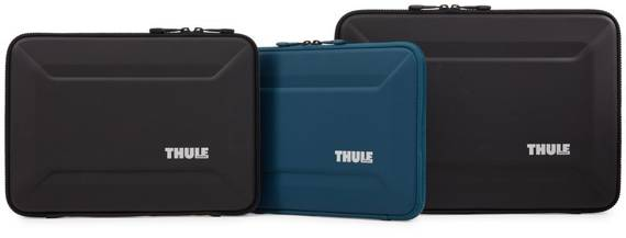 "Etui na laptopa 16"" MacBooka Pro® Sleeve Thule Gauntlet 4 Czarny"