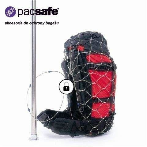 Pacsafe 55L backpack protector Neutral