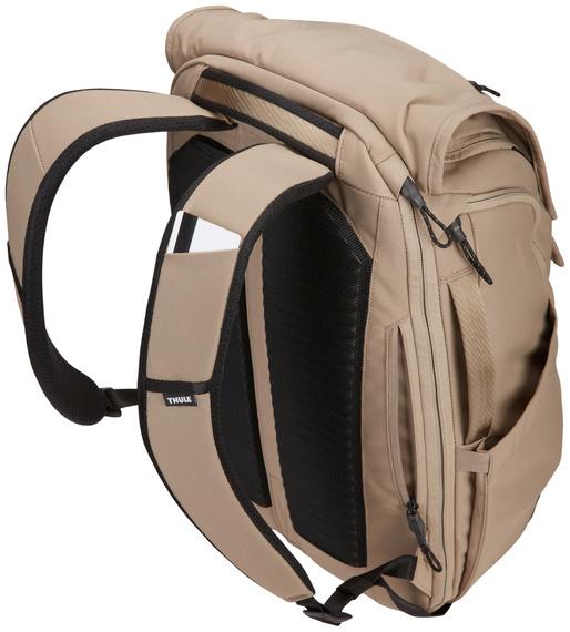 """Plecak miejski na laptopa 15,6"""" 27 litrów Thule Paramount Pomarańczowy"""