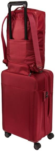 Plecak miejski podróżny 15 litrów Thule Spira Czerwony