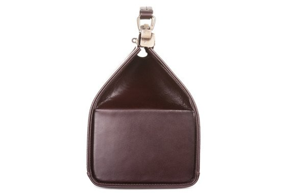 Stylowa torba lekarska, brąz kuferek typ lekarski 36 PK1