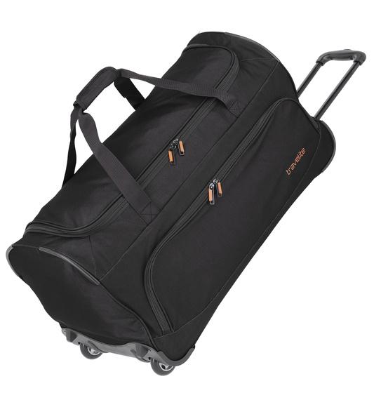 Torba podróżna Travelite, 89 litrów, Basics, 2 kółka, poliester
